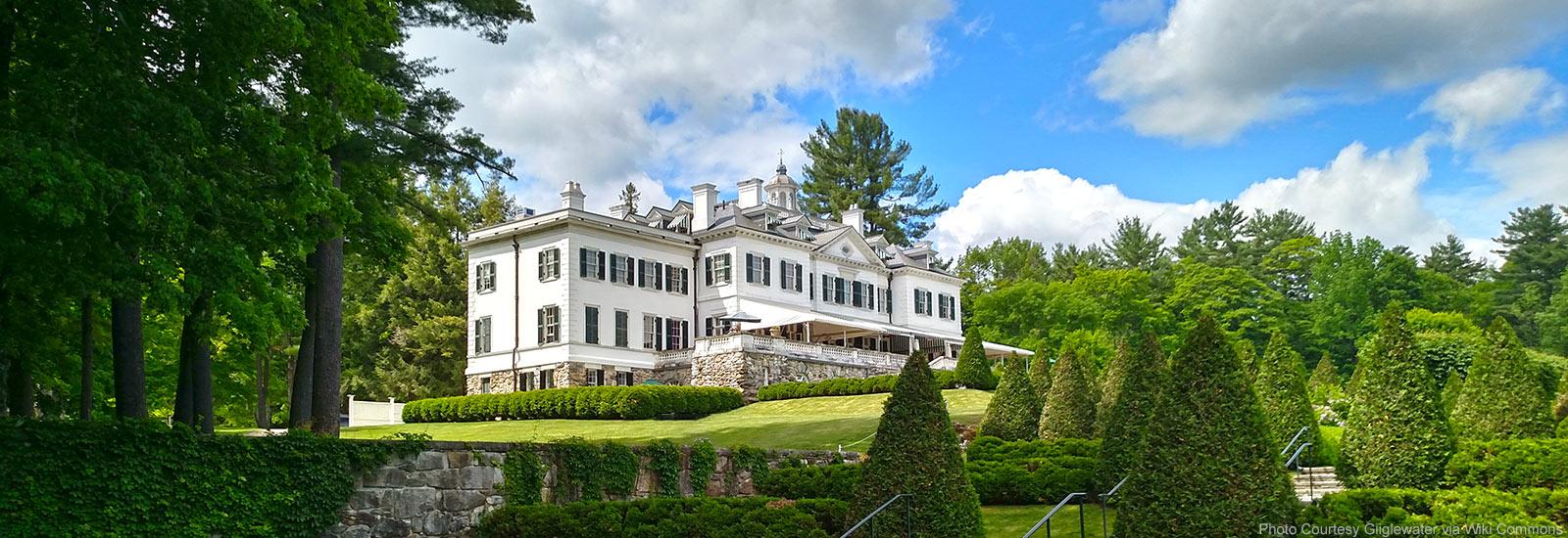 The Mount in Lenox Massachusetts