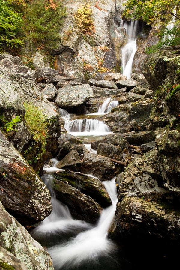 Bash Bish Falls gorge