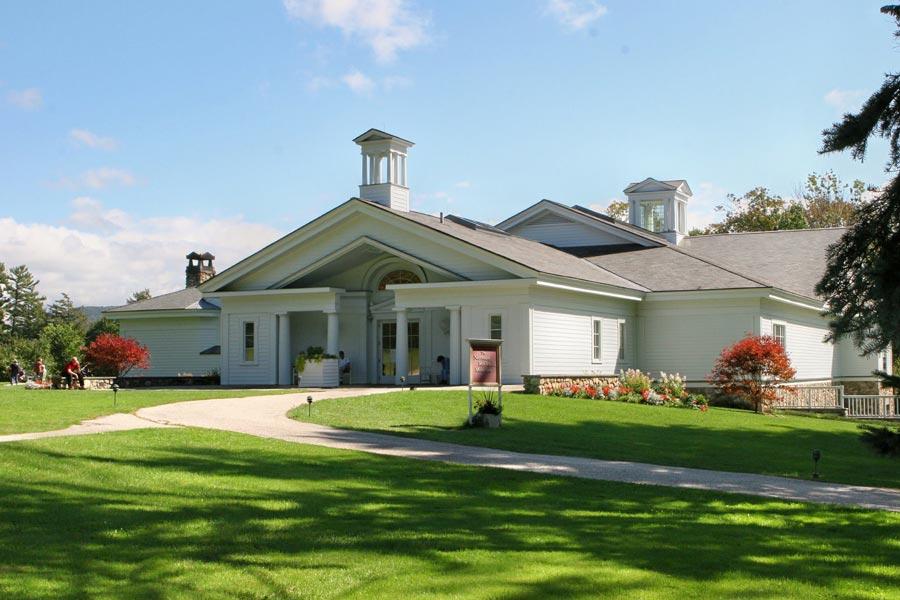 Norman Rockwell Museum in Stockbridge MA