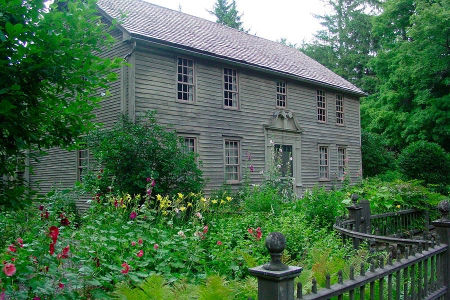 The Mission House in Stockbridge