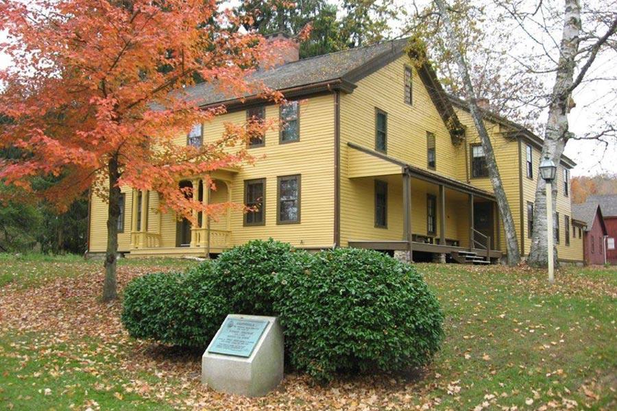 Arrowhead the Herman Melville House Museum