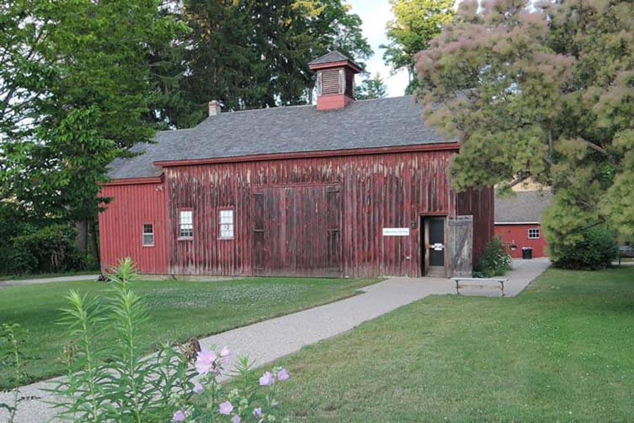 Barn at Arrowhead the Herman Melville House Museum