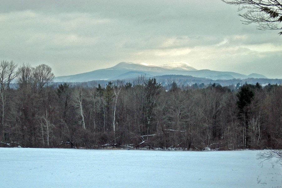 Mount Greylock from Arrowhead