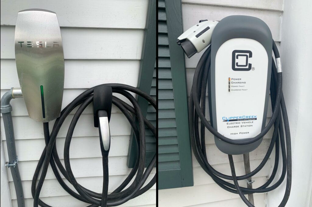 ev charging stations at Inn at Stockbridge