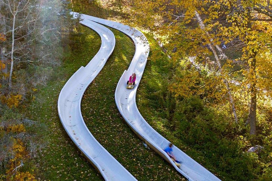 Jiminy Peak Alpine Slide