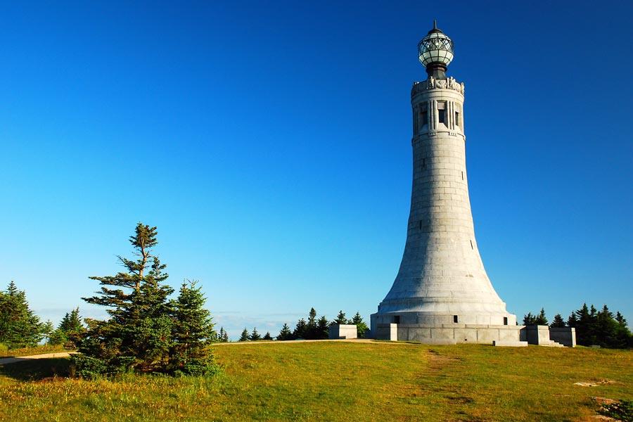 Mount Greylock Massachusetts Veterans War Memorial Tower