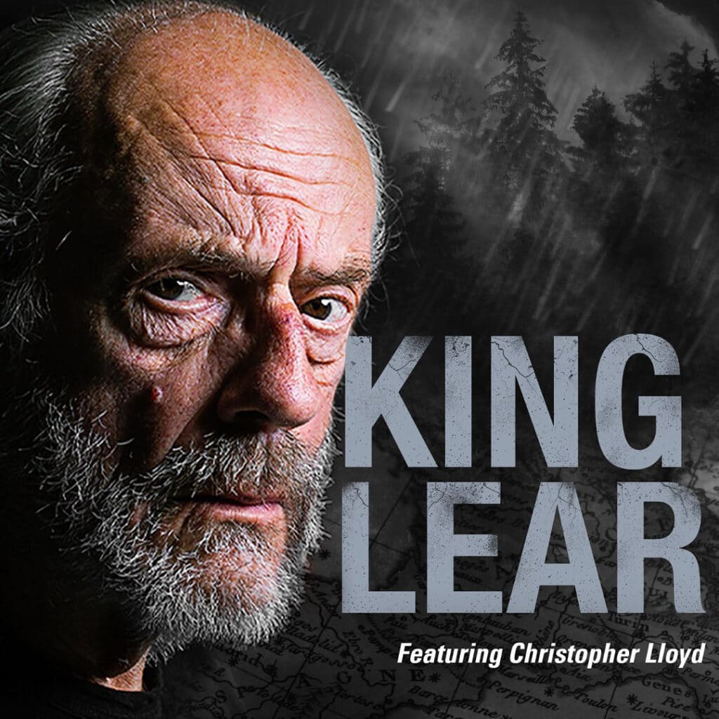 King Lear featuring Christopher Lloyd